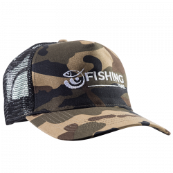 Casquette Trucker Jungle Camo